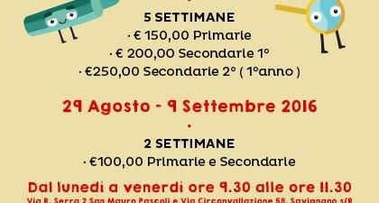 La Piazzetta - centro estivo