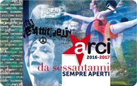 Tessera ARCI 2017